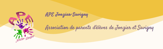Logo de l'APE Jonzier-Savigny